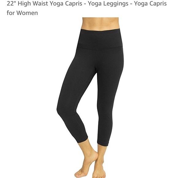 bc31f471bb49e Black yogalicious high waist crop leggings. M_5b5a07fbb6a9428c030e8fc6